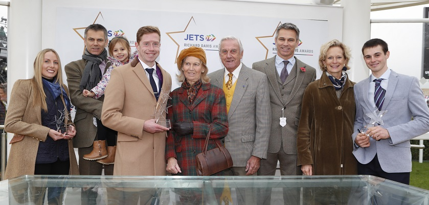 Winners of Richard Davis Awards announced at Cheltenham